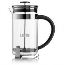 BIALETTI French Press Simplicity konvička, 1 l, nerez 2170199317