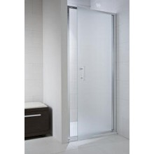 Jika CUBITO PURE sprchové dveře 900x1950 jednokřídlé Arctic 2.5424.2.002.666.1