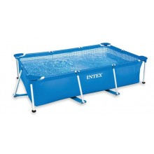 INTEX Bazén Rectangular Metal Frame Pool, 220 x 150 x 60 cm, 28270NP