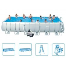 INTEX Bazén Ultra Frame Pool 732 x 366 x 132 cm, 28362GN