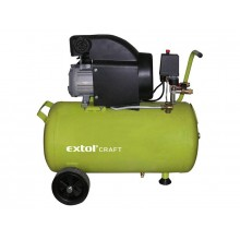 EXTOL CRAFT kompresor olejový 1500W 418210