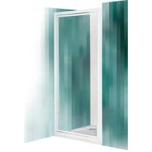 Roltechnik Sprchové dveře CDO1/800 bílá / transparent