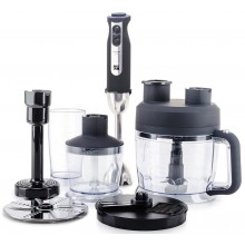 G21 Set mixér VitalStick Pro 1000 W s Food Processorem, Black 600862