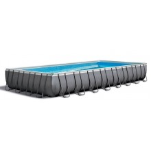 INTEX ULTRA RECTANGULAR FRAME POOLS SET 7,32 X 3,66 X 1.32 M 26364GN