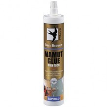 Den Braven Mamut Glue, High Tack lepidlo 290 ml, bílá, 0411RL 1173