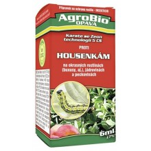 AgroBio 5 CS KARATE proti housenkám 6 ml 001159