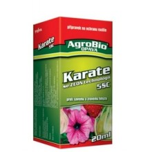 AgroBio Karate se Zeon technologii 5 CS - 20 ml 001030