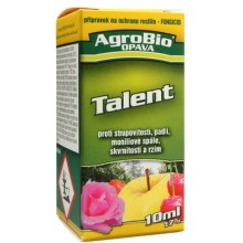 AgroBio TALENT proti strupovitosti a padlí, 10 ml 003145