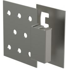 ALCAPLAST Magnetická vanová dvířka (pod obklady) basic AVD005