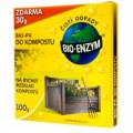 BIO Enzym BIO-P4 do kompostů, 100g