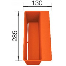 BLANCO SITY Box miska orange, plast 236722