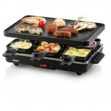 DOMO RACLETTE gril pro 6 DO9188G