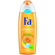 Fa Vitamin Power Vitamin B Honey Melon dámský sprchový gel 250 ml
