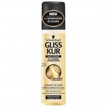 GLISS KUR Express Ultimate Oil Elixir no regenerační balzám 200 ml