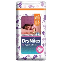 HUGGIES DryNites Small - Girls (10 ks) 16-23 kg 147833 PO EXPIRACI