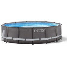 INTEX ULTRA FRAME POOL 4,88 x 1,22 m s filtrační pumpou 220-240 V 26322NP