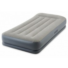 INTEX PILLOW REST MID-RISE TWIN Nafukovací postel 99 x 191 cm 64116