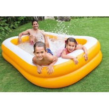 INTEX Mandarin Swim Center bazén 229 x 147 x 46 cm, 57181NP