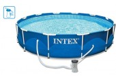 INTEX Bazén Metal Frame Pool 305 x 76 cm, 28202GN