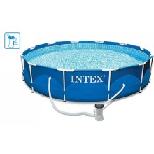 INTEX Bazén Metal Frame Pool 305 x 76 cm 28202GN