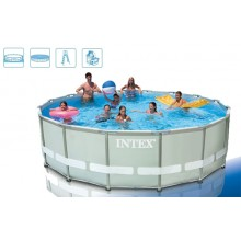 INTEX Bazén Ultra Frame Pool 488 x 122 cm, 28324NP