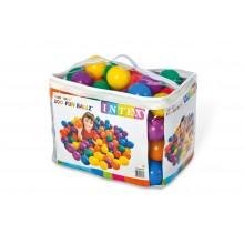 INTEX FUN BALLZ Míčky do bazénu 8 cm, 100 ks 49600
