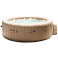 INTEX vířivka Purespa Bubble Massage, 196x71 cm, 4 osoby 28426EX