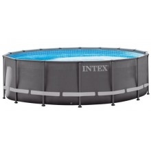 INTEX ULTRA FRAME POOLS SET 5,49m X 1,32m s pískovou filtrací 26330NP