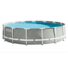 INTEX Bazén Prism Frame Pools 4.57m x 1.22m, s filtrací 26726NP