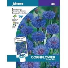 "JOHNSONS Chrpa ""Double blue"" 11202"
