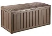 KETER Úložný box - Glenwood 390 L hnědá , 208987