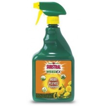 SUBSTRAL Weedex postřikovač 750 ml - selektivní herbicid 1403102
