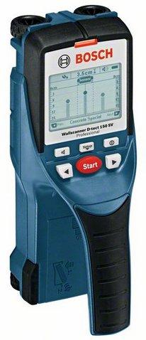 BOSCH Wallscanner D-tect 150 detektor 0.601.010.005