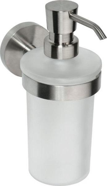 SAPHO OMEGA 104109017 dávkovač mýdla 230ml, chrom