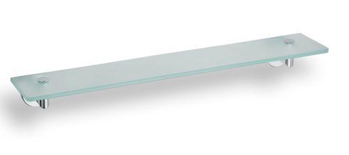 SAPHO OMEGA 104202042 skleněná polička 600x130mm