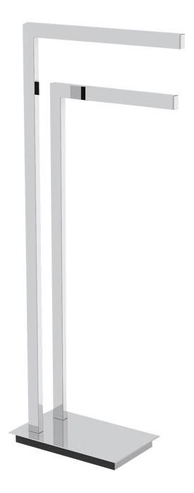 SAPHO EVEREST stojan s držákem ručníků, chrom 1313-29