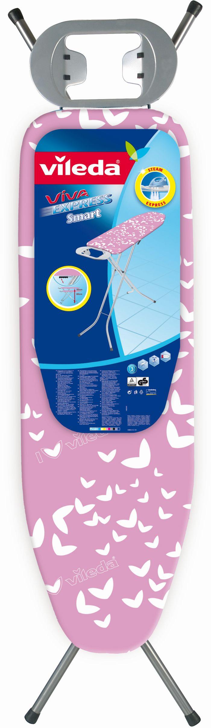 VILEDA Viva Express Smart Žehlící prkno 143022