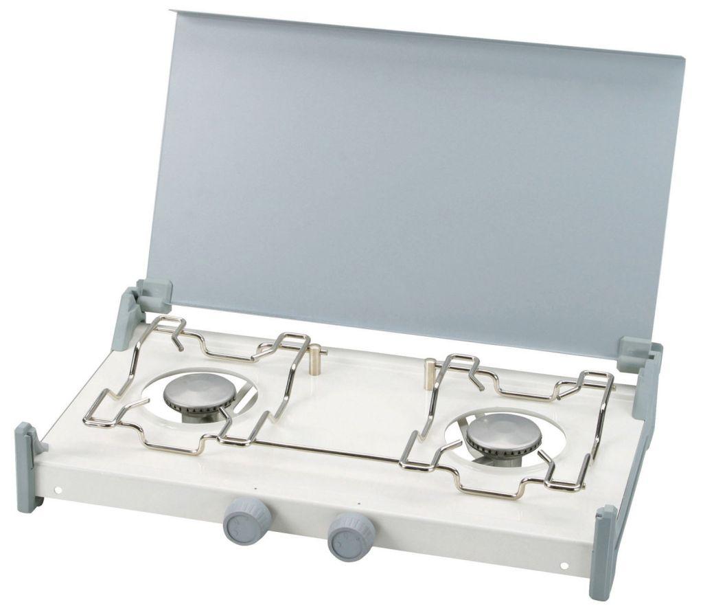 MEVA stolní plynový vařič RIGA 2, nízkotlaký 2325B