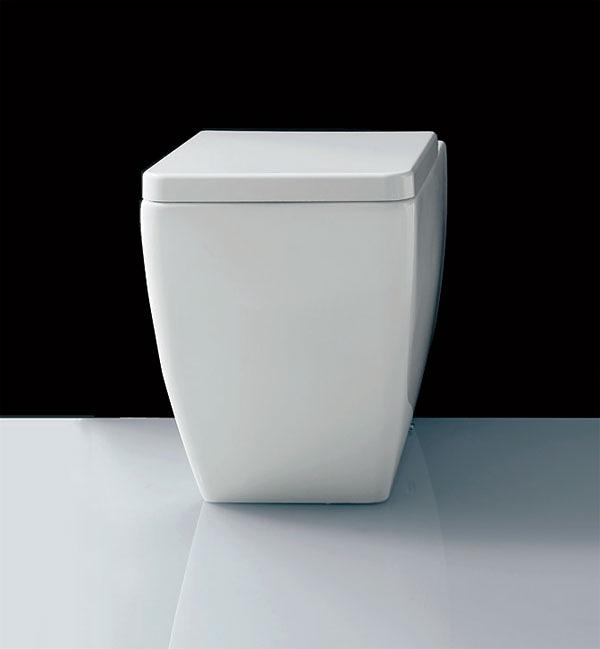 SAPHO EGO 321601 WC mísa 36x43x53cm, spodní/zadní odpad
