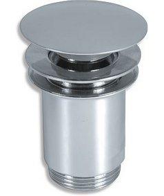 NOVASERVIS uzávěr výpusti pro umyvadlo s přepadem, chrom 35,0