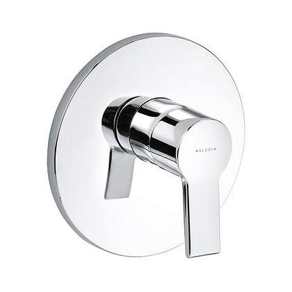 KLUDI O-Cean podomítková sprchová jednopáková baterie chrom 387600575