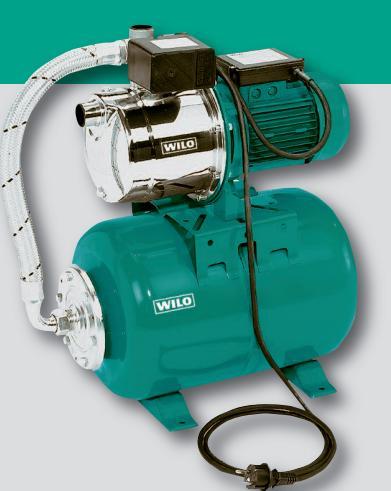 WILO JET HWJ-401 H.T EM 60 l automatická domácí vodárna 2003759