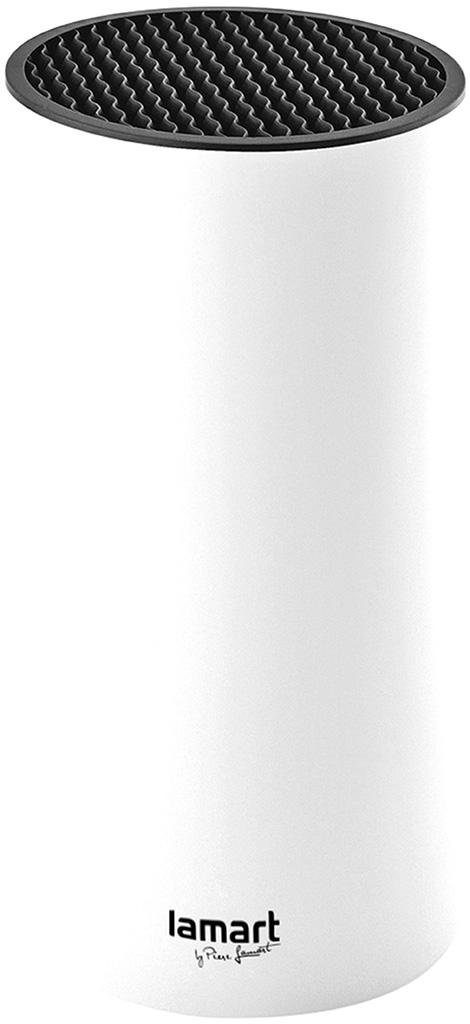 LAMART LT2082 Blok na nože 22,5cm bílý, 42002627