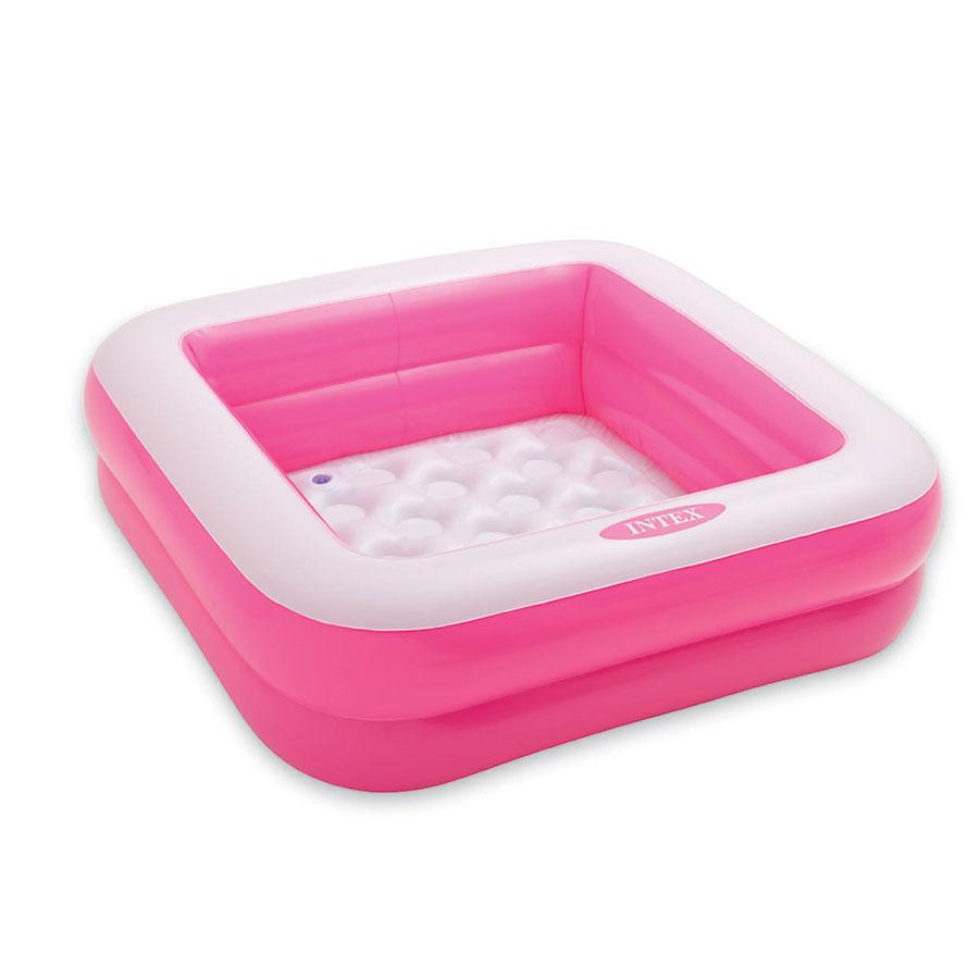 INTEX Bazén Play Box, růžový 57100NP