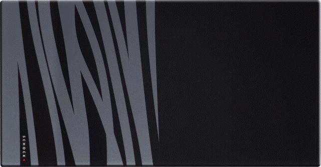 VÝPRODEJ SCHOCK Krájecí deska univerzální designová, černá 624046
