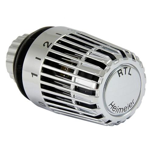 HEIMEIER termostatická hlavice pouze pro RTL, chrom 6500-00.501