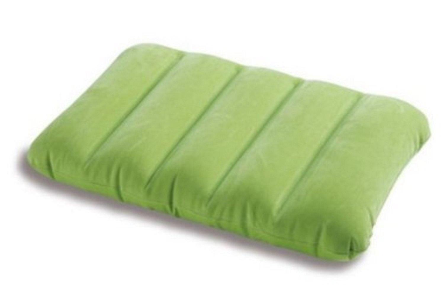 INTEX Dětský polštářek, zelený 68676NP