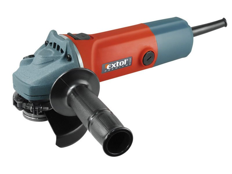 EXTOL PREMIUM AG 125 EP bruska úhlová 125mm 8892013