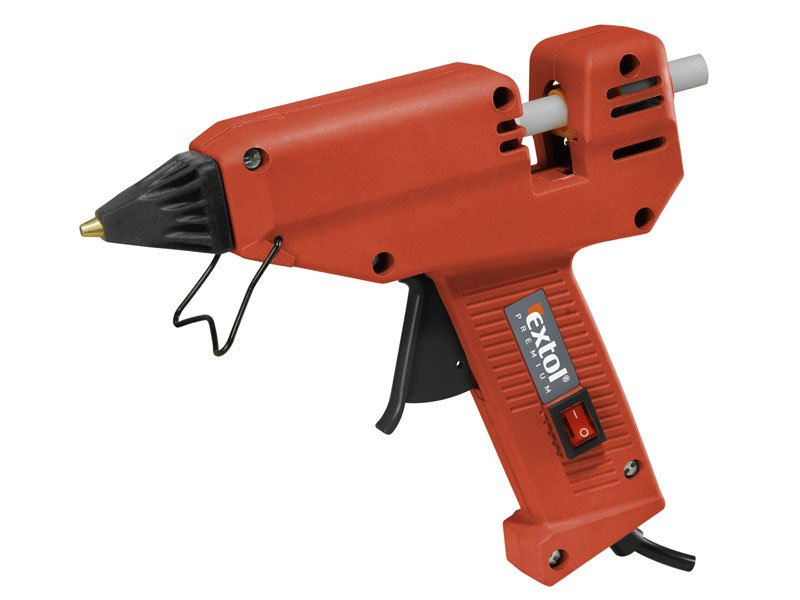 EXTOL PREMIUM GG 180 E pistole tavná lepící 180W 8899002