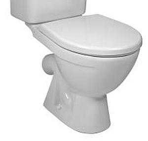 Jika LYRA PLUS wc mísa, šikmý odpad 8.2438.4.000.000.1